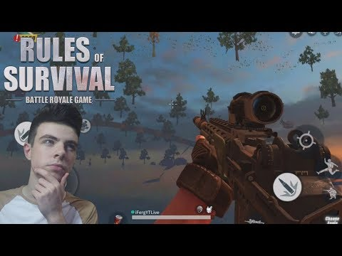 Is The NEW FIRST PERSON UPDATE the BEST in Rules Of Survival History ? My Opinions + Weird Glitch !