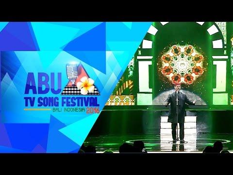 ABU TV Song Festival 2016 : Mohammed (Habibi El Moumajed) - Lotfi Bouchnek (Tunisia)