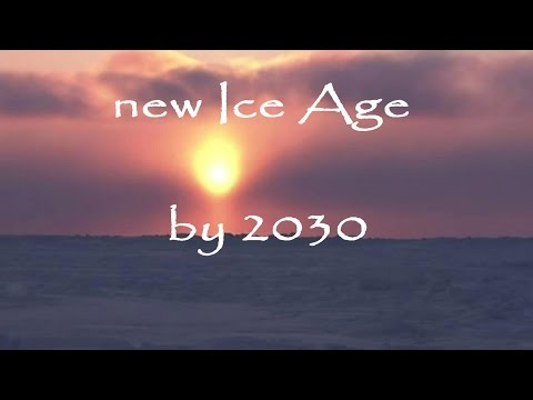New Ice Age by 2030? Diminishing Solar Activity