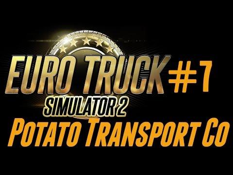Euro Truck Simulator 2 - #7 - New Employees!