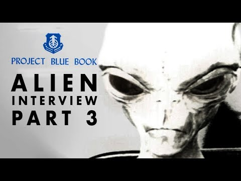 Alien Interview Part 3 | Humanity's Destruction Revealed