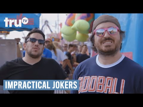 Impractical Jokers - Bumper Car Assault