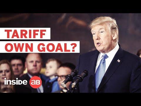 Trump's tariffs and the UAE