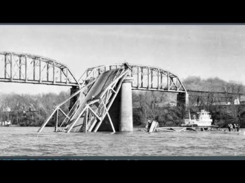 Deadly Bridge Collapses in History