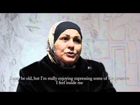 UNFPA supports female Syrian refugee in Egypt