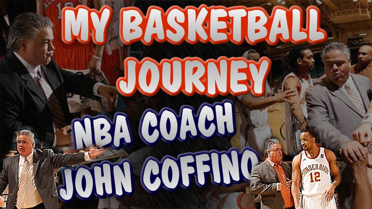 Coach John Coffino | My Basketball Journey | Podcast #6 | Juco, NCAA D1, NBA D League, NBA, Overseas