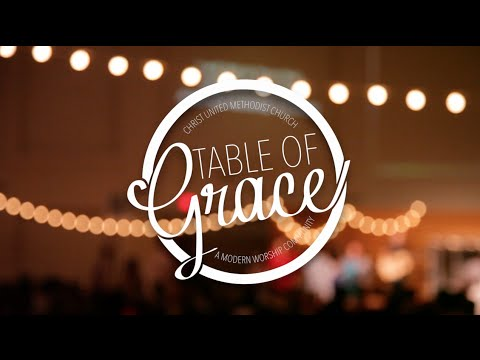 This Is Table of Grace