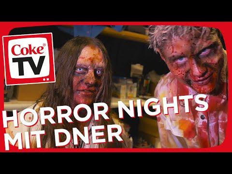 Halloween im Europa-Park mit Zombie-Dner | #CokeTVMoments