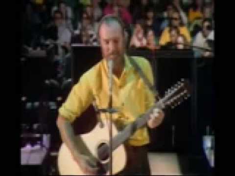 Pete Seeger - Bring 'em Home
