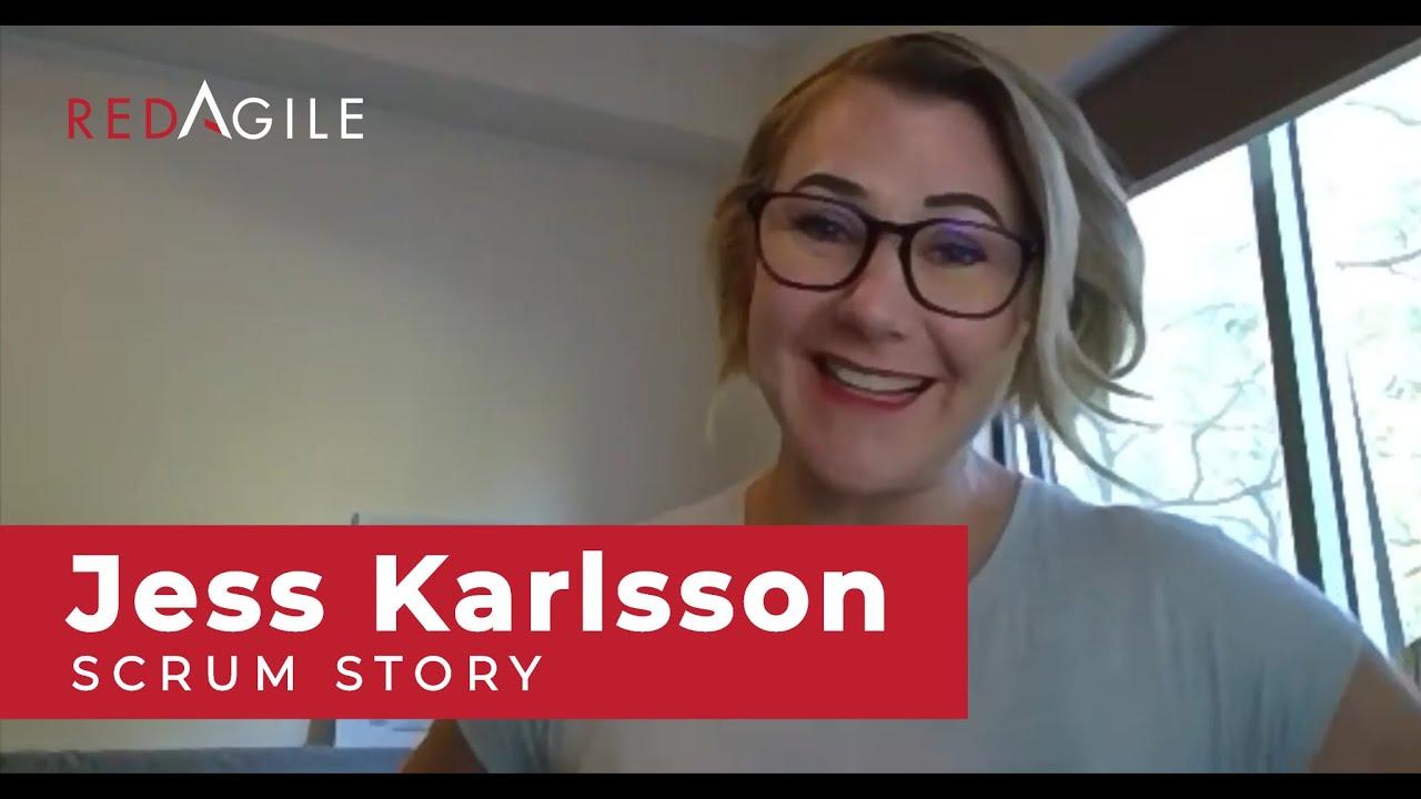 Jess Karlsson - Scrum Story