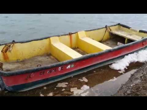 We Found a Boat! (San Francisco Bay National Wildlife Refuge, Newark, California)