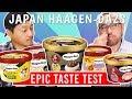 EPIC Japanese Ice Cream Taste Test