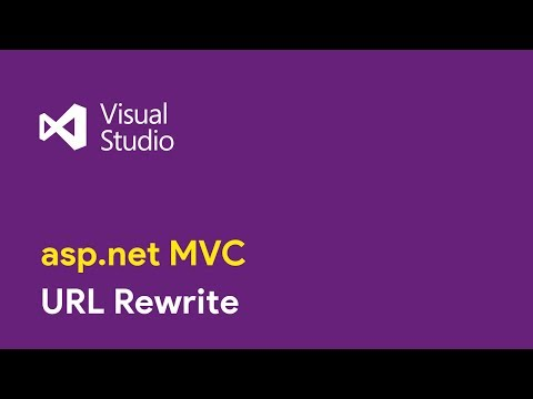 ASP.Net MVC - URL Rewriting