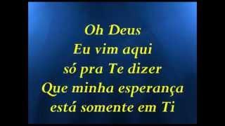 Nada Além de Ti - Gabriela Rocha(playback legendado)