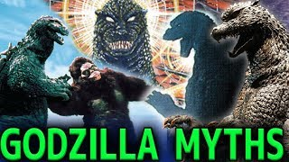 Godzilla misconceptions |kaiju facts