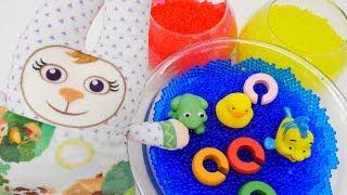 Farben Lernen mit Bunny - Spielzeugvideo für Kinder