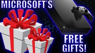 Microsoft Is Giving Xbox One Owners Free Gifts Right Now! This Is The First Time Ever!