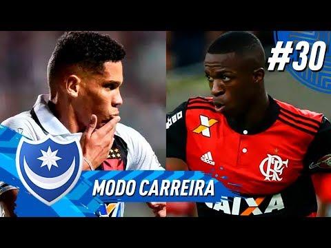 VINICIUS JUNIOR E PAULINHO NO PORTSMOUTH?! - MODO CARREIRA #30 l FIFA 19