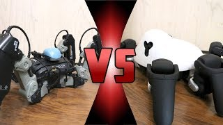ROBOT DEATH BATTLE! - MekaMon Berserker VS HEXA  (ROBOT DEATH BATTLE!)