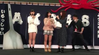 2016.12.18 気まぐれオンステージinインテックス大阪 NMB48 太田夢莉/加...