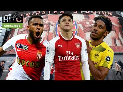 6 Players Who Could Replace Alexis Sanchez At Arsenal