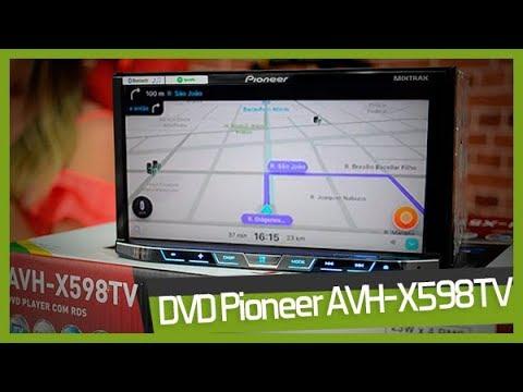 DVD Pioneer AVH-X598TV - TUNING PARTS