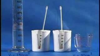 Demonstração D - Trocas de Calor / Equilíbrio Térmico