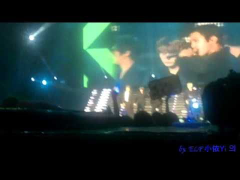 111126 M-Life MOA - Super Junior part @Kaohsiung