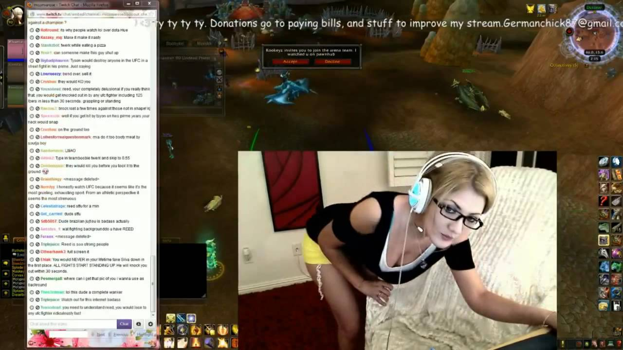 twitch whores nude