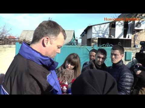 Александр Хуг посетил посёлок Зайцево / Alexander Hug visited Zaytsevo village