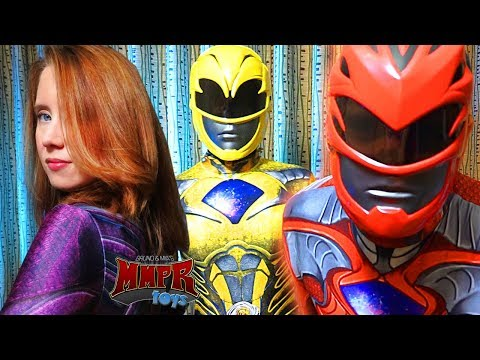 Find Power Rangers Movie Costumes Now! (Kids & Adult Halloween!)