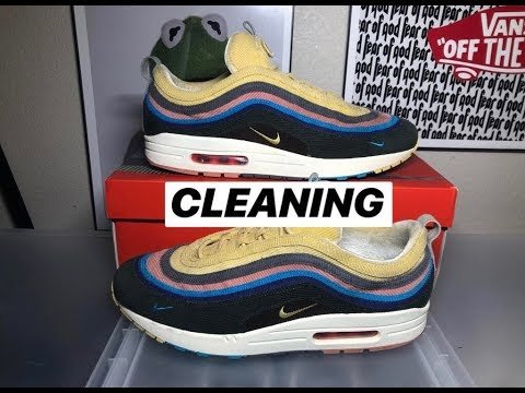 HOW TO CLEAN SEAN WOTHERSPOON AM97/1 CORRECT WAY