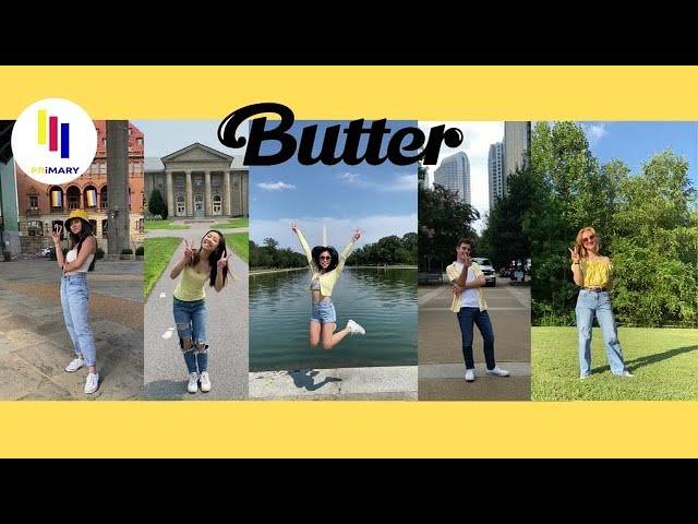 [PRiMARY] BTS (방탄소년단) - 'BUTTER' Dance Cover (Short Ver.)