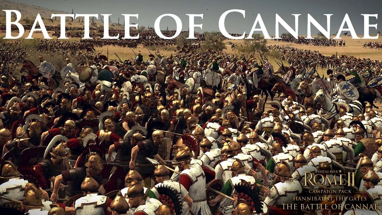 hannibal and the battle of cannae Free essay: the battle of cannae, between the carthaginian general hannibal  and the larger roman army under the command of consuls lucius aemilius.