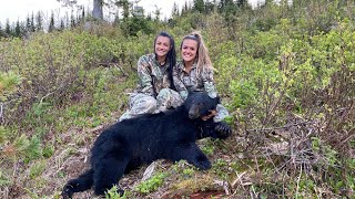 Proud Dad Moment, Her First Bear!!! - Stuck N the Rut 132