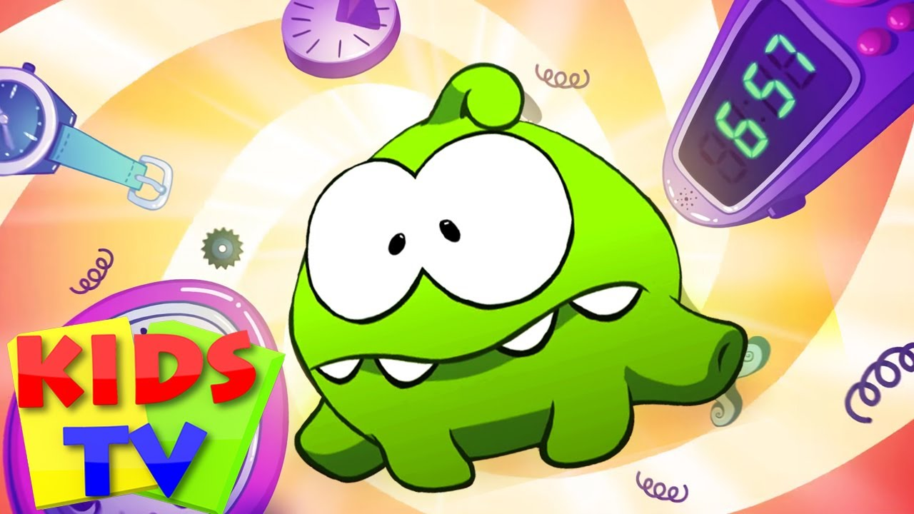 Om Nom Stories   Time Travel   Kids Cartoon   Kids TV Español   Funny Animated Series   Preschool