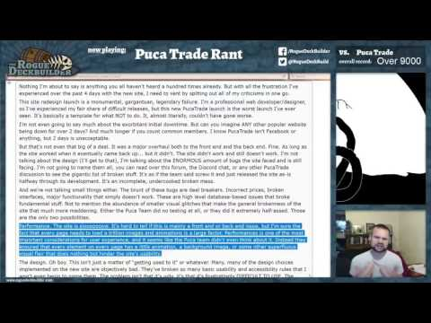 I Demand Transparency From Puca Trade Sponsored Content Creators...