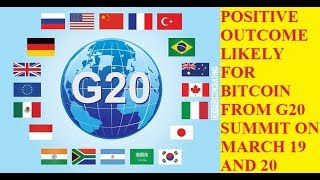G20 Summit on March 19 and 20 looking positive!! || Bitcoin can reach $16K || by Crypto Phoenix