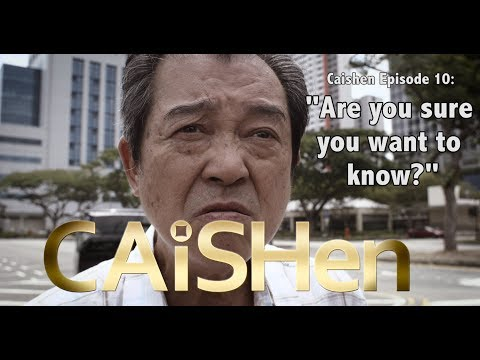 "Caishen Episode (10/20)  ""Are you sure you want to know?"""