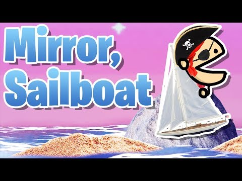 Mirror, Sailboat. (Official Music Video) ♪