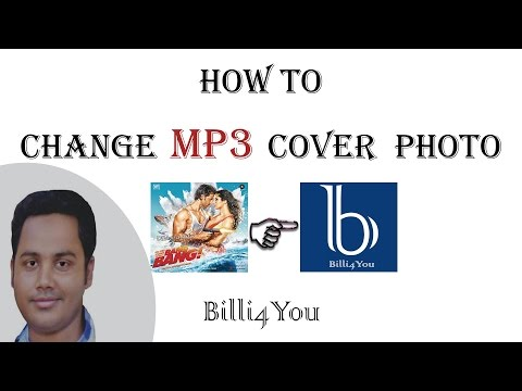 How To Add / Edit / Remove Mp3 Album / Cover Art I Mp3 Tag I  Step By Step Tutorial Hindi/Urdu