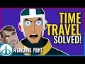 DC's Animated TIME TRAVEL Problem - SOLVED   The Vanishing Point