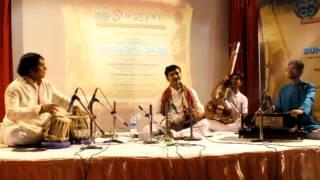 Raag Miya Malhar(Drut)-Ghanana Ghor Ghor Geri Aayi Badariya-Shri Prosenjit Chakraborty