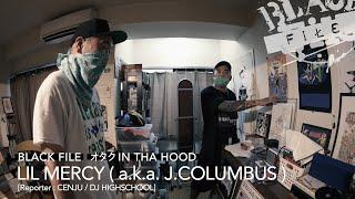 YouTube動画:オタク IN THA HOOD : LIL MERCY ( a.k.a. J.COLUMBUS )