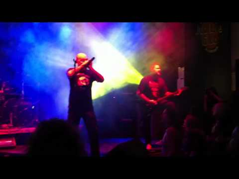Tad Morose - Beneath the Veil of crying Souls (Live Swordbrothers-Festival XI 08.09.2012)