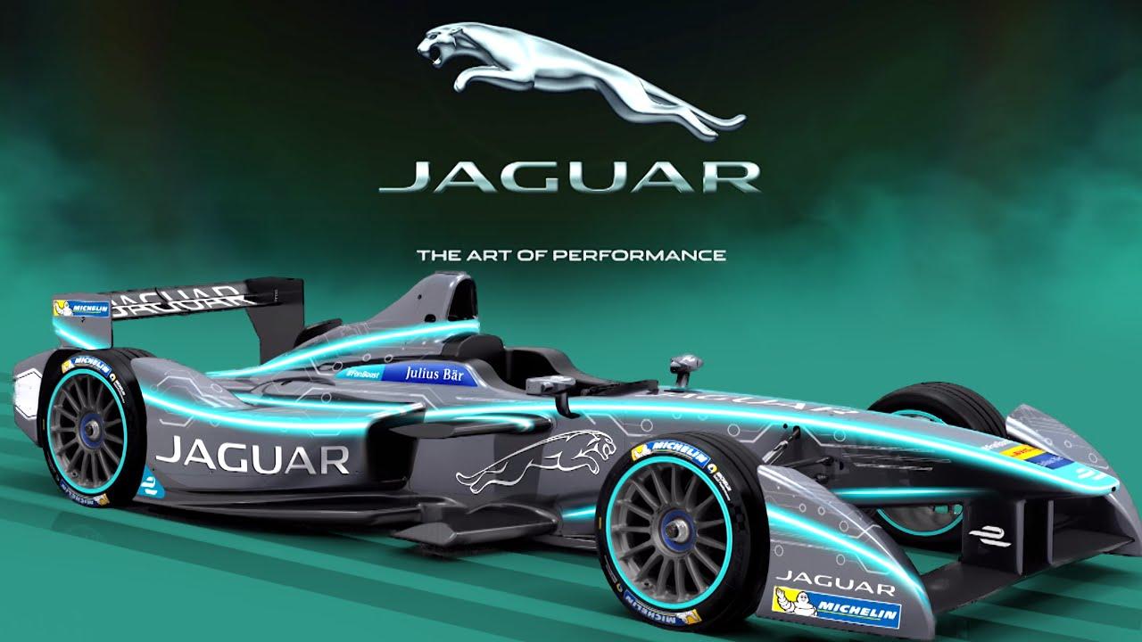 The Cat Is Back! Jaguar Confirms Formula E Entry  Youtube