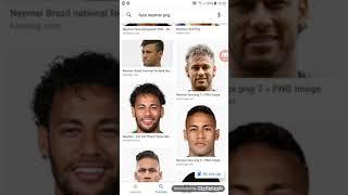 Ronaldo, Neymar jr, de bruyne dream league soccer 2019 Face