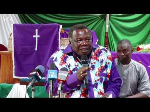 Why NASA Leader Raila Odinga Postponed His Swearing-in