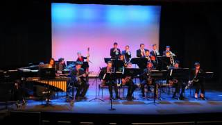 westlake high school studio jazz ensemble at the 2016 spring jazz concert