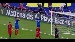 UERO 2016 Portugal vs France 1 0 All Goals & EXTENDED Highlights EURO 2016 Final 10 07 2